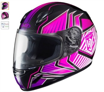 Youth HJC Redline Motorcycle Helmet