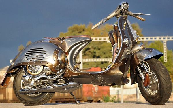 badass scooter13