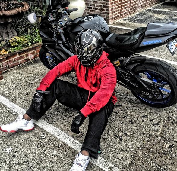 Spiderman Motorcycle Helmets