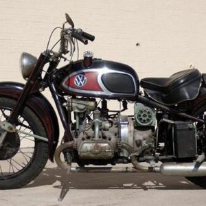 Von Dutchs Xavw Built By Von Dutch Custom Cycles Of Usa