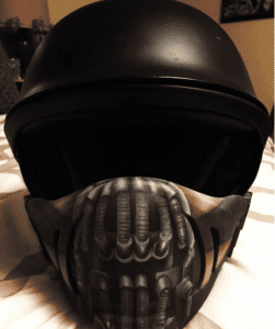 Bane Motorcycle Helmets And Masks