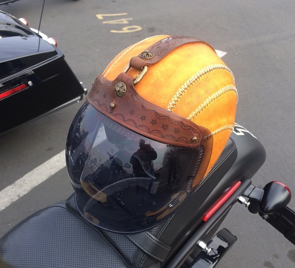 handmade-leather-helmet