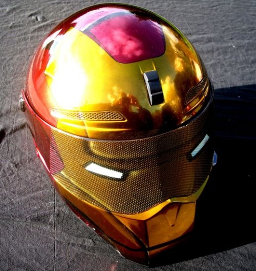 The Best Cartoon Motorcycle Helmet Ever Period And A