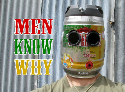 keg helmet from instructables