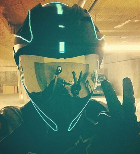 10 of my favorite lightmode helmets