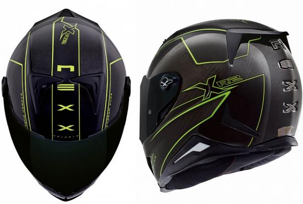 nexx xr2 carbon pure motorcycle helmet