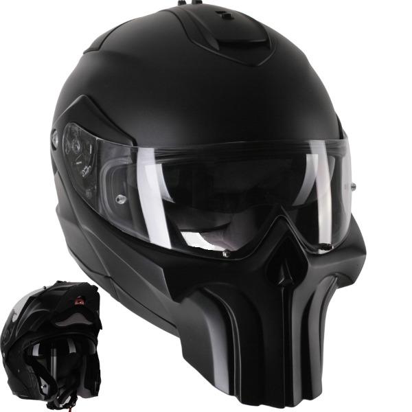 punisher motorcycle helmets. Black Bedroom Furniture Sets. Home Design Ideas