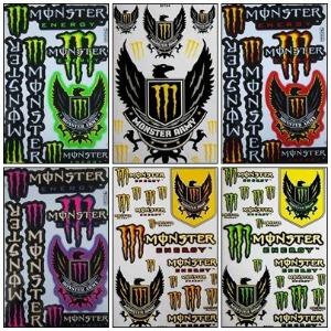 rockstar decals graphics kit
