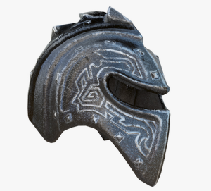 roman night 3d helmet concept