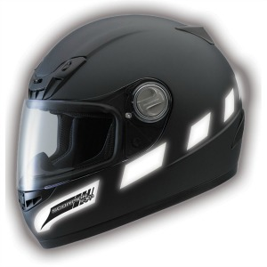 scorpion exo reflective decals motorcycle helmet graphic kit