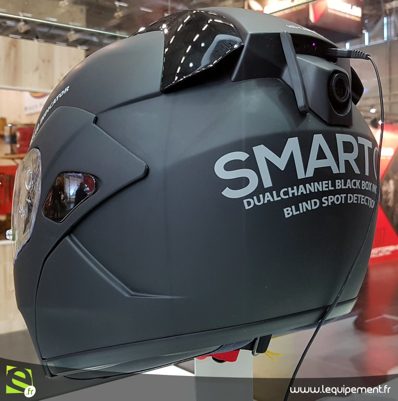 Hjc Smarton Helmet Bringing About Smart Concepts On The Road