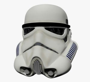 stormtrooper helmet concept