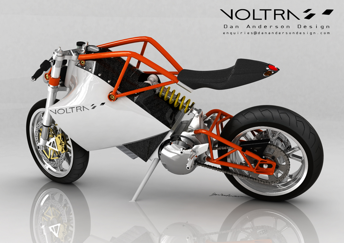 Voltra Electric Motorcycle. Http://plugbike.com/2009/12/07/voltra